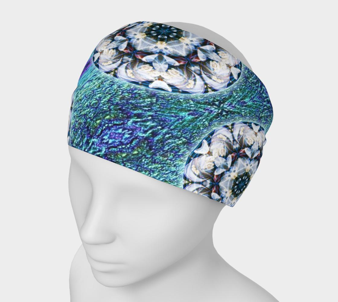 Yemaya 4 Mandala Headband & Face Covering preview
