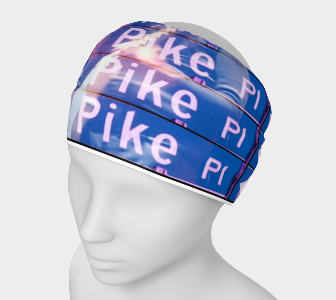 Pike with a Bucket preview