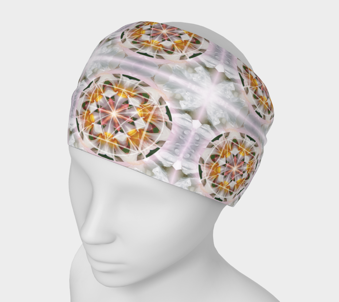 I AM LOVED 3 Mandala Headband & Face Covering preview