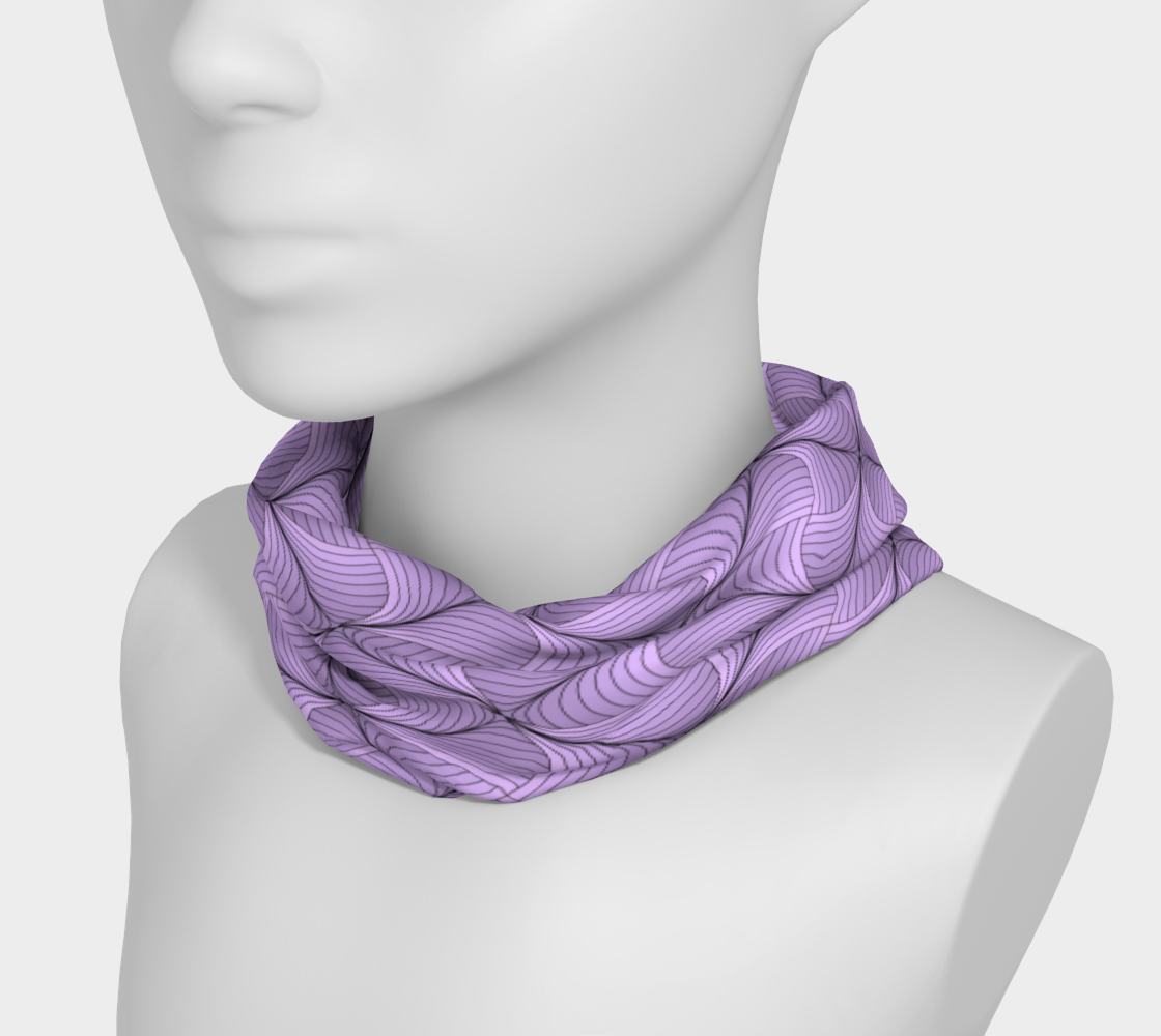 Pastille Pattern in Lilac preview #3