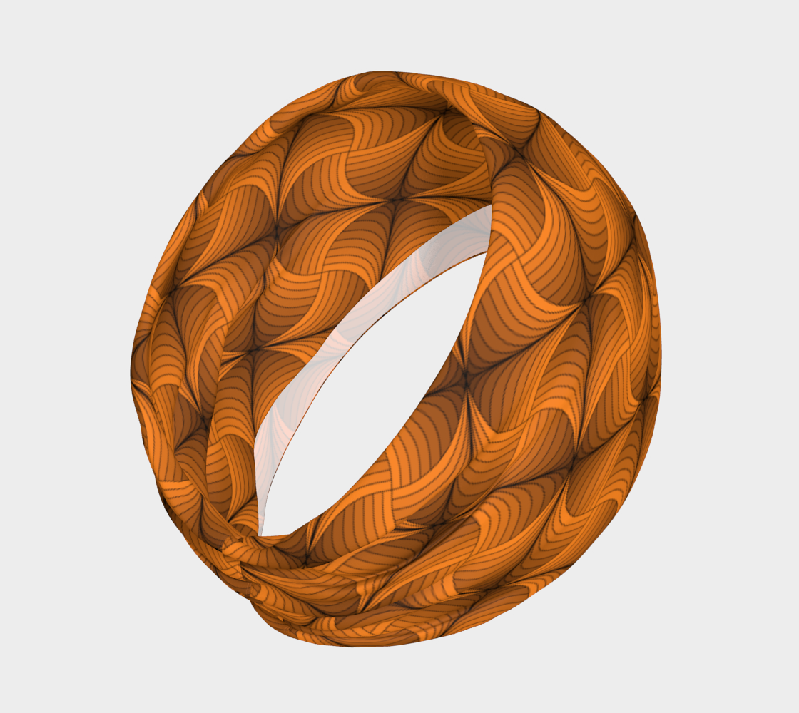 Pastille à l'orange Pattern preview #2