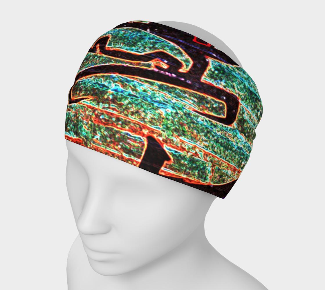 Graffiti 7 Headband preview