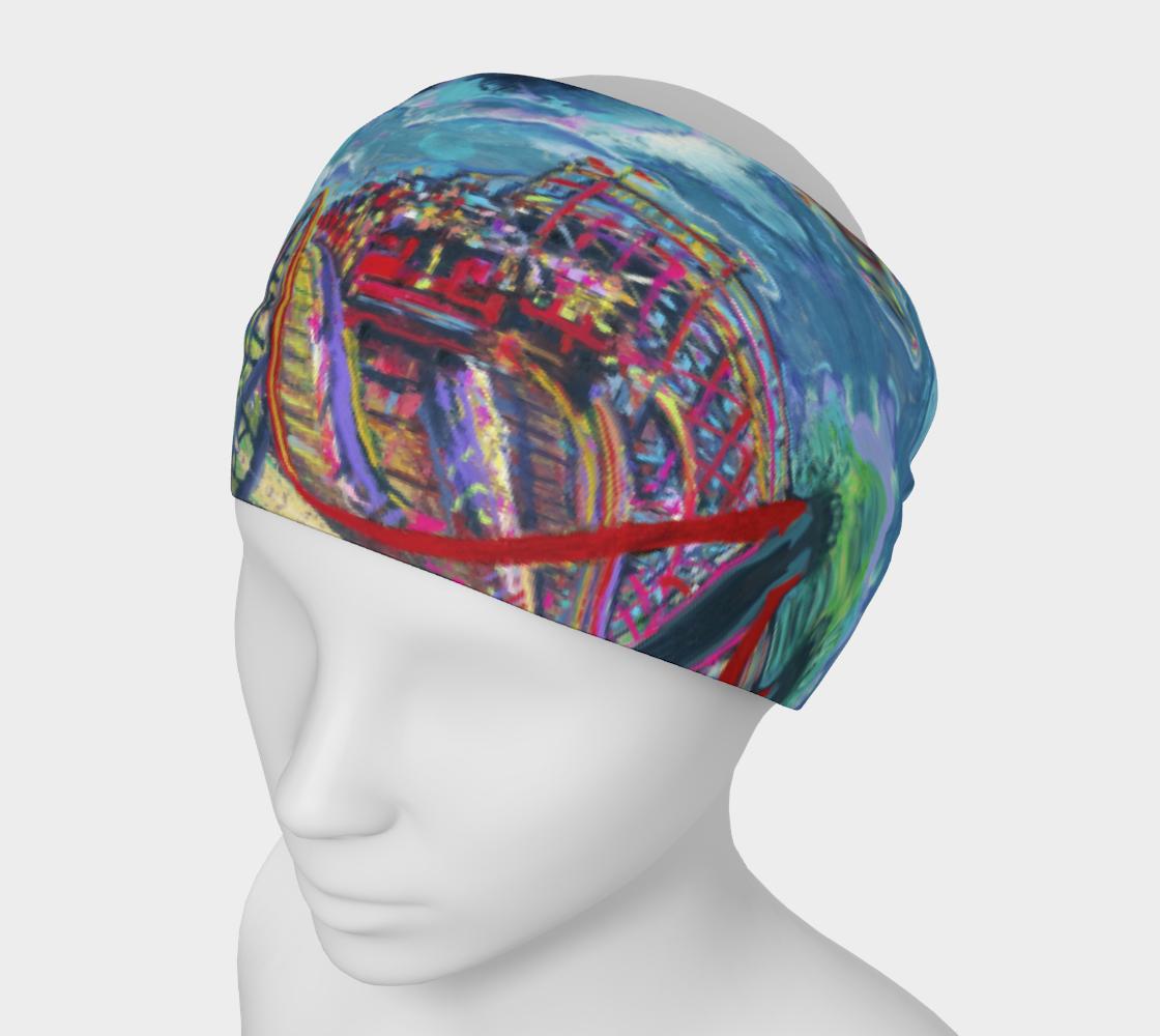 Racing Coasters Fanatical Fan Headband preview