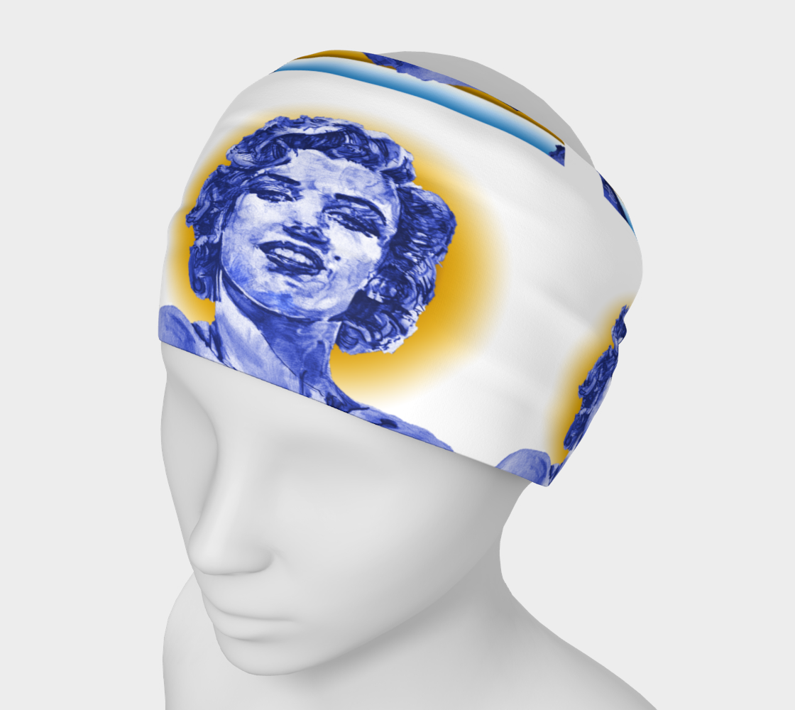 Stairway to Marilyn™ Headband (smaller) preview
