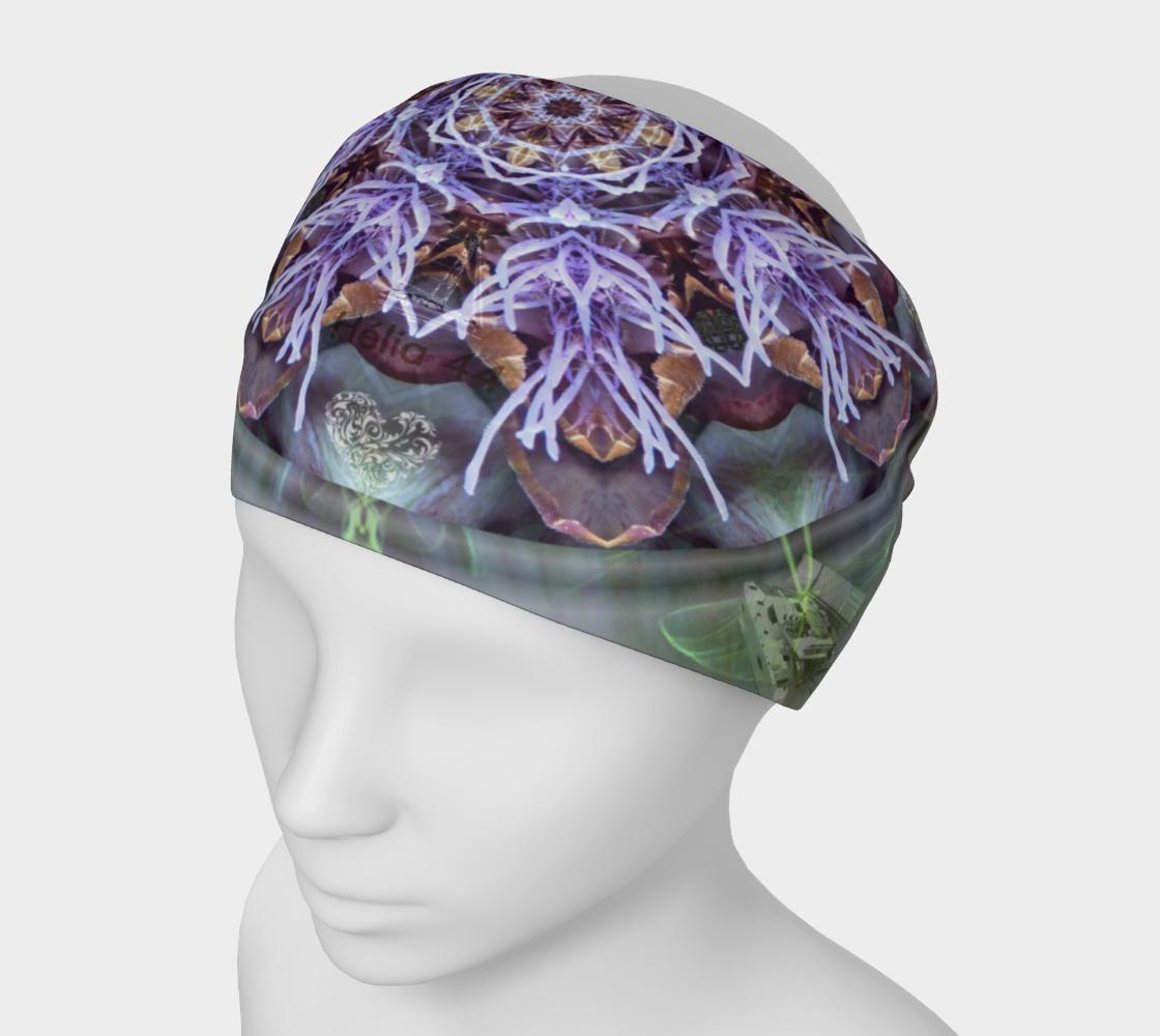 Manifestation Magic Mandala 1 Headband & Face Covering preview