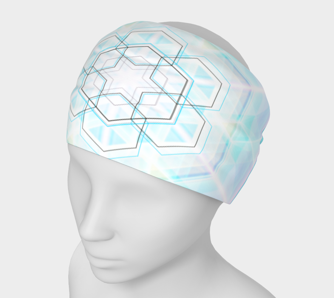 Aperçu de Solid Crystal Headband