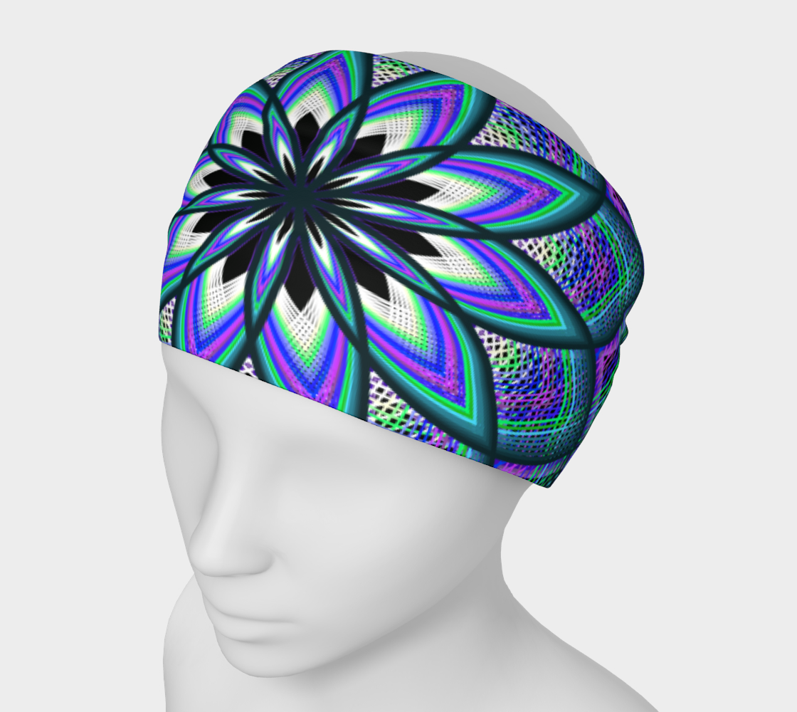 Galactic Flower Headband  preview