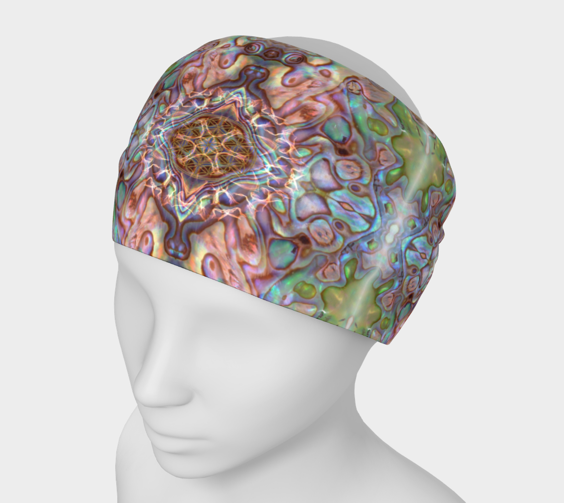 Sea Opal 3 Headband & Face Covering preview