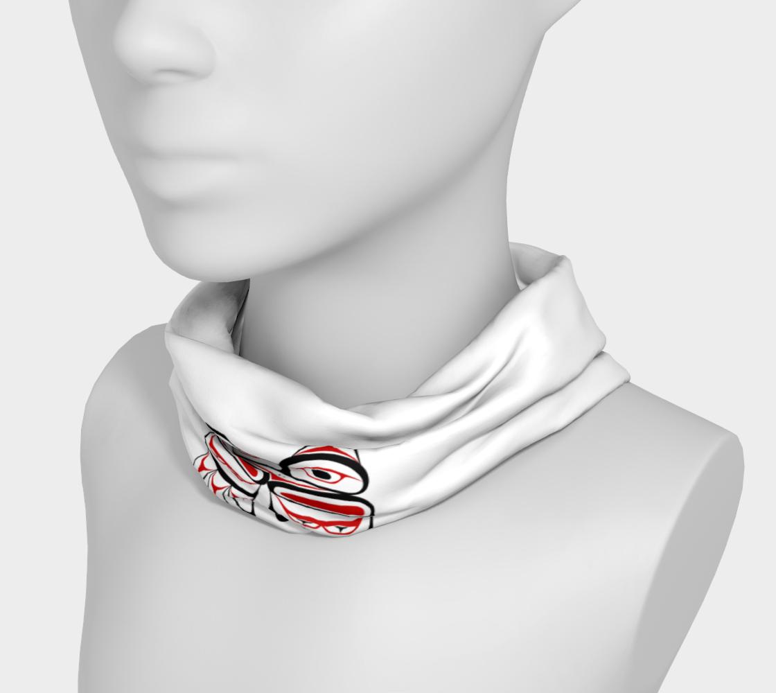 Tlingit Formline Northwest Art Headband preview #3