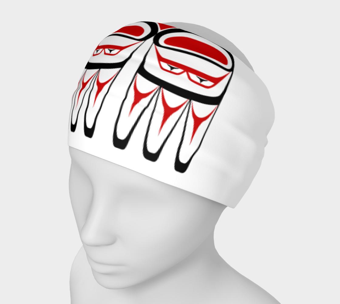 Tlingit Formline Northwest Art Buff  preview