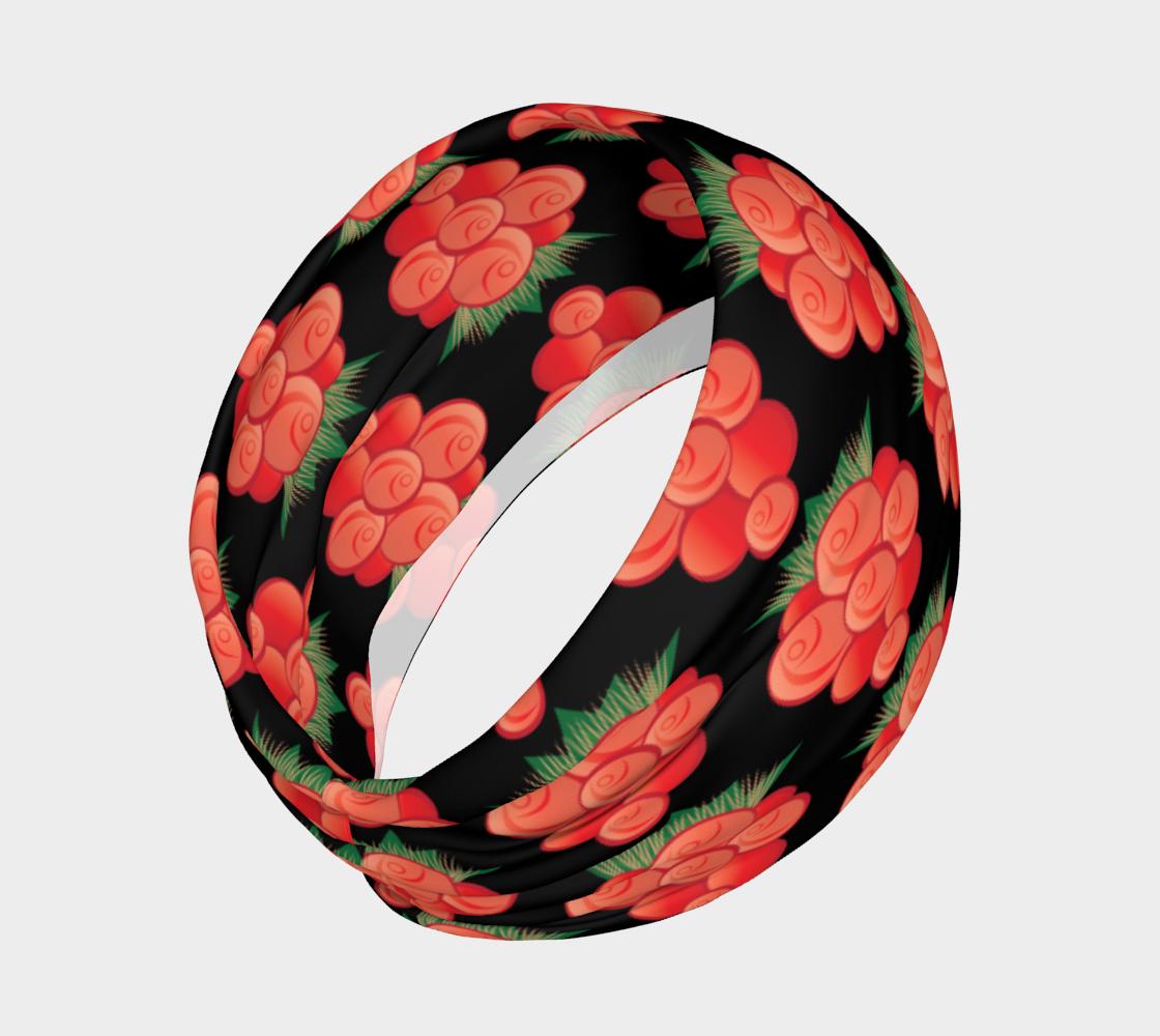 Salmonberry Headband preview #2