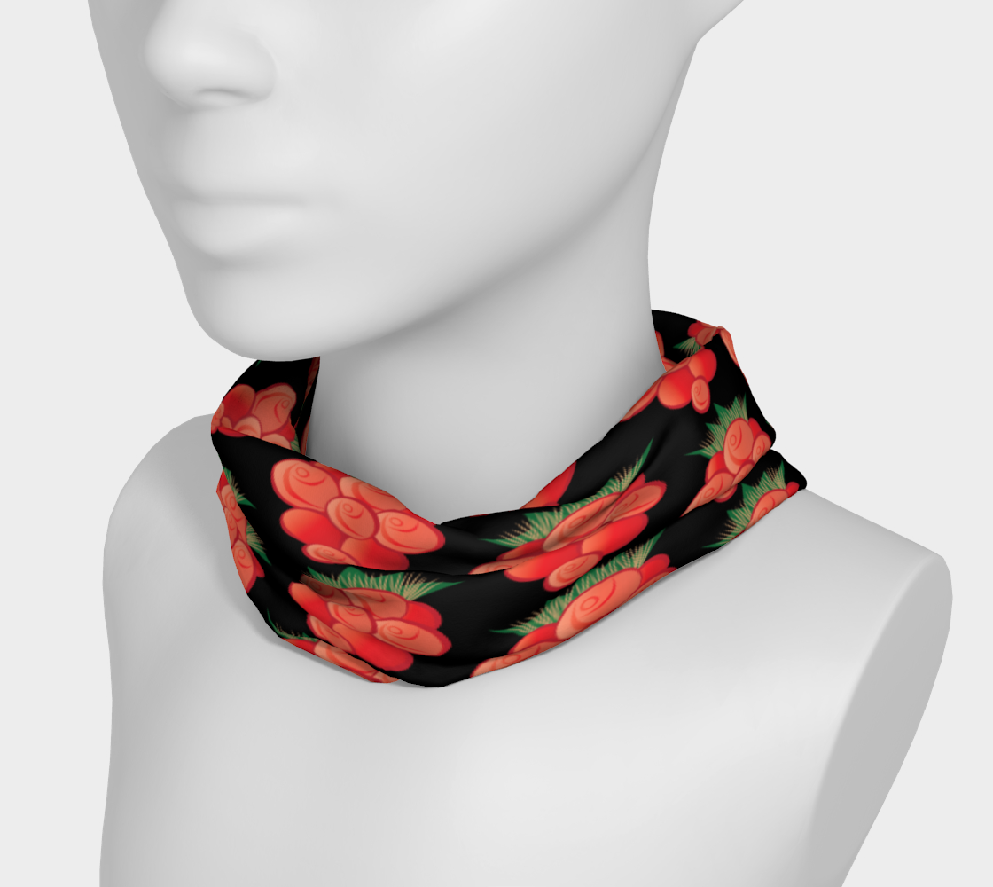 Salmonberry Headband preview #3