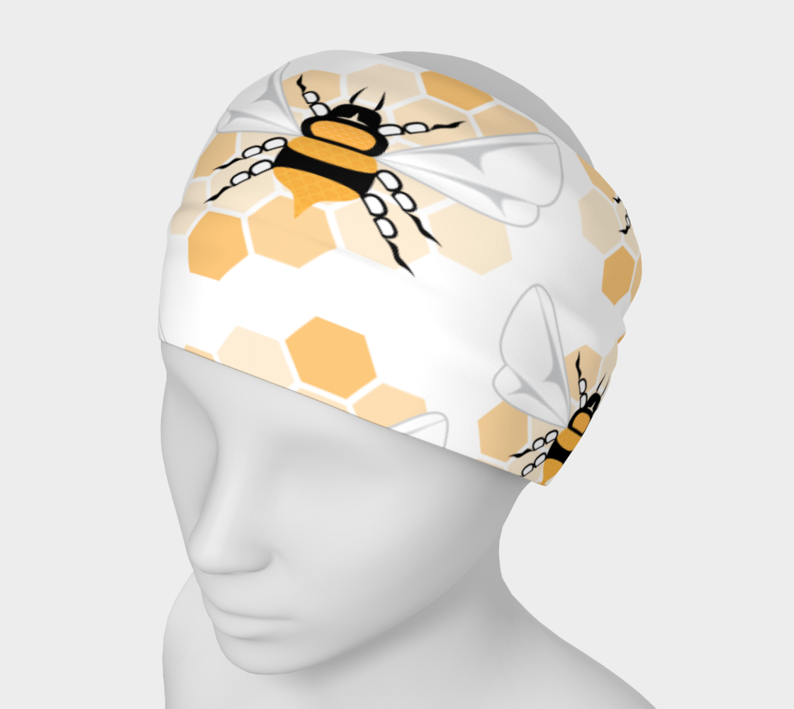 Bee Headband preview