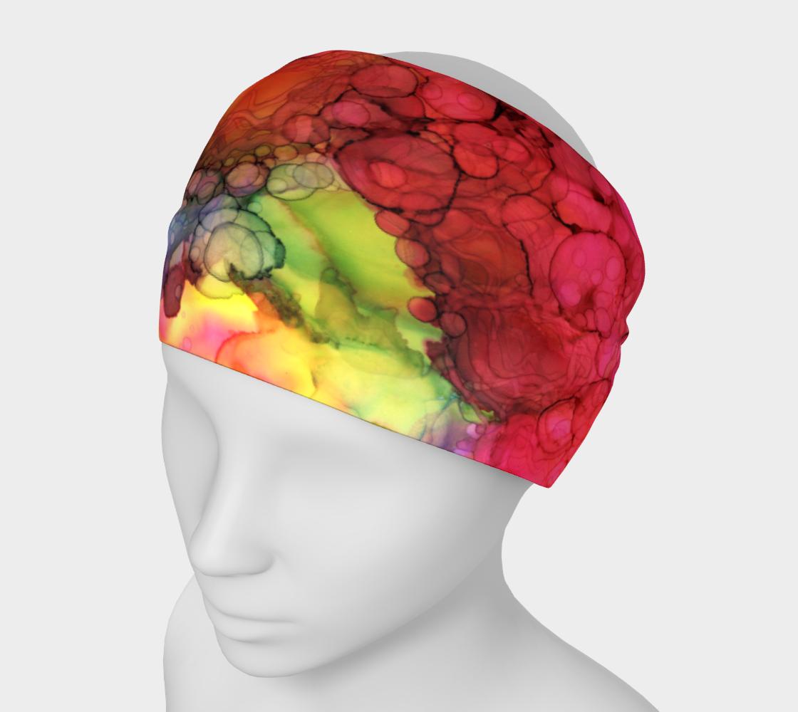 In Rainbows Headband - PaminOttawa.com preview