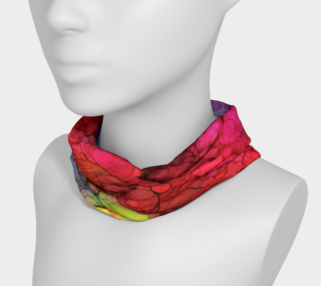 In Rainbows Headband - PaminOttawa.com preview #3