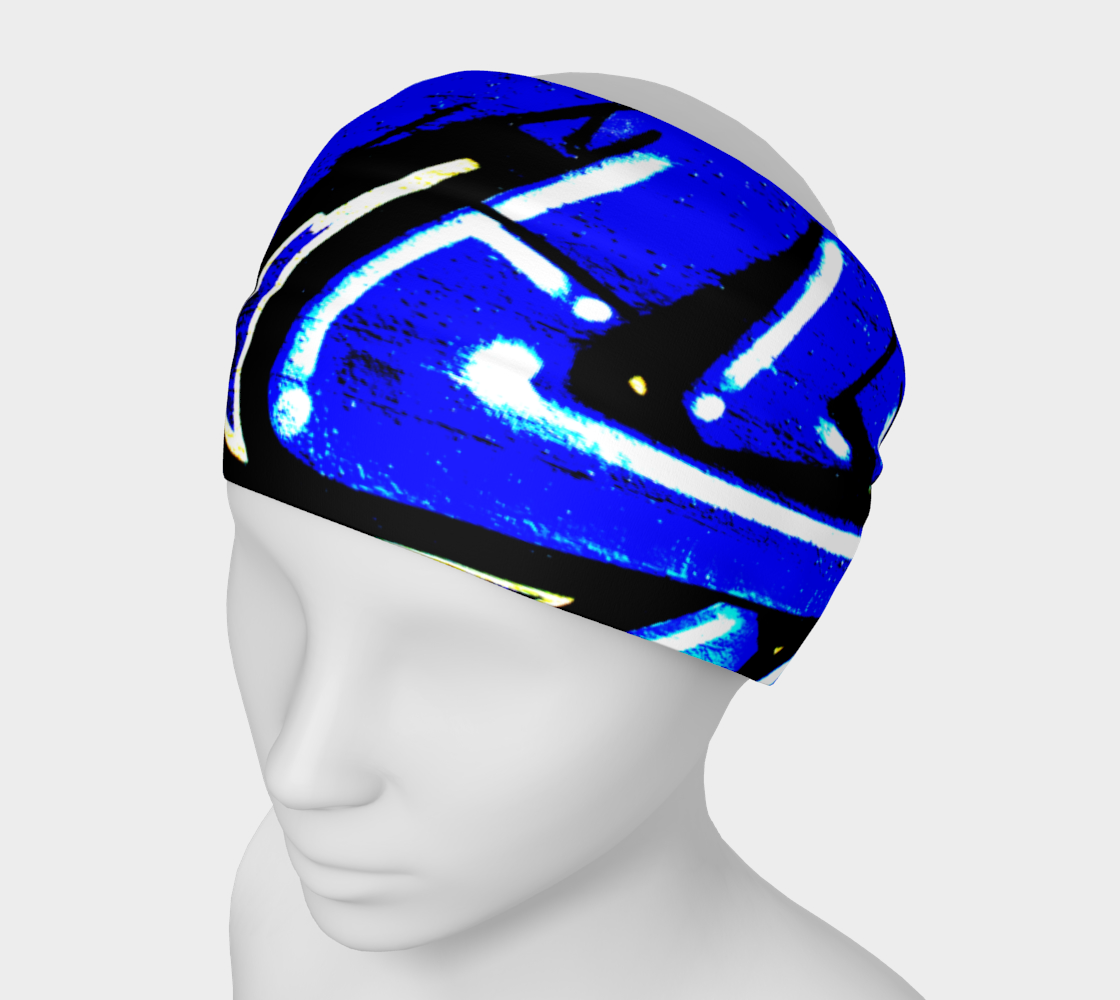 Graffiti 13 Headband preview