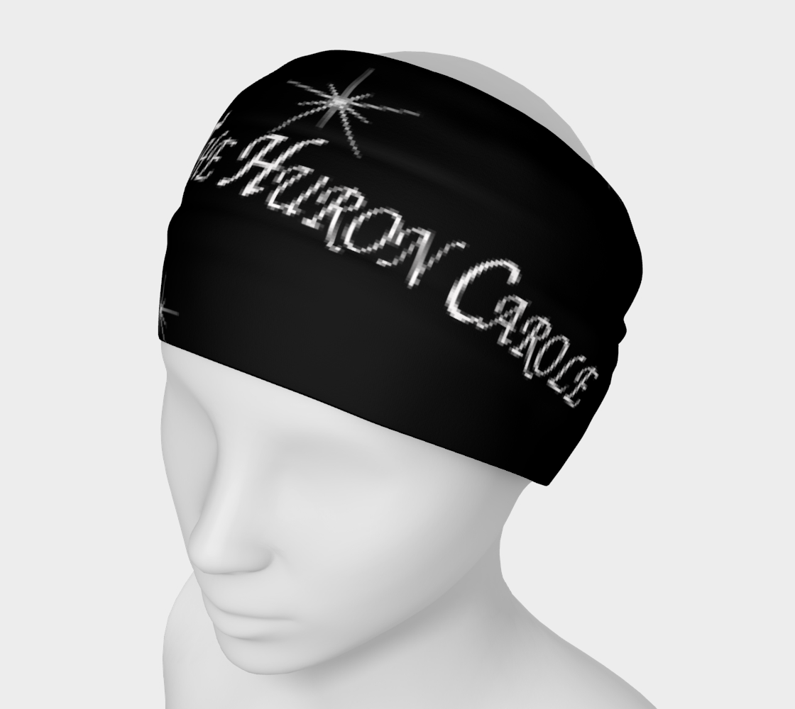 Huron Carole headband preview #1