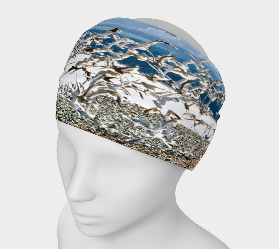 Gift From The Sea Headband & Face Covering preview