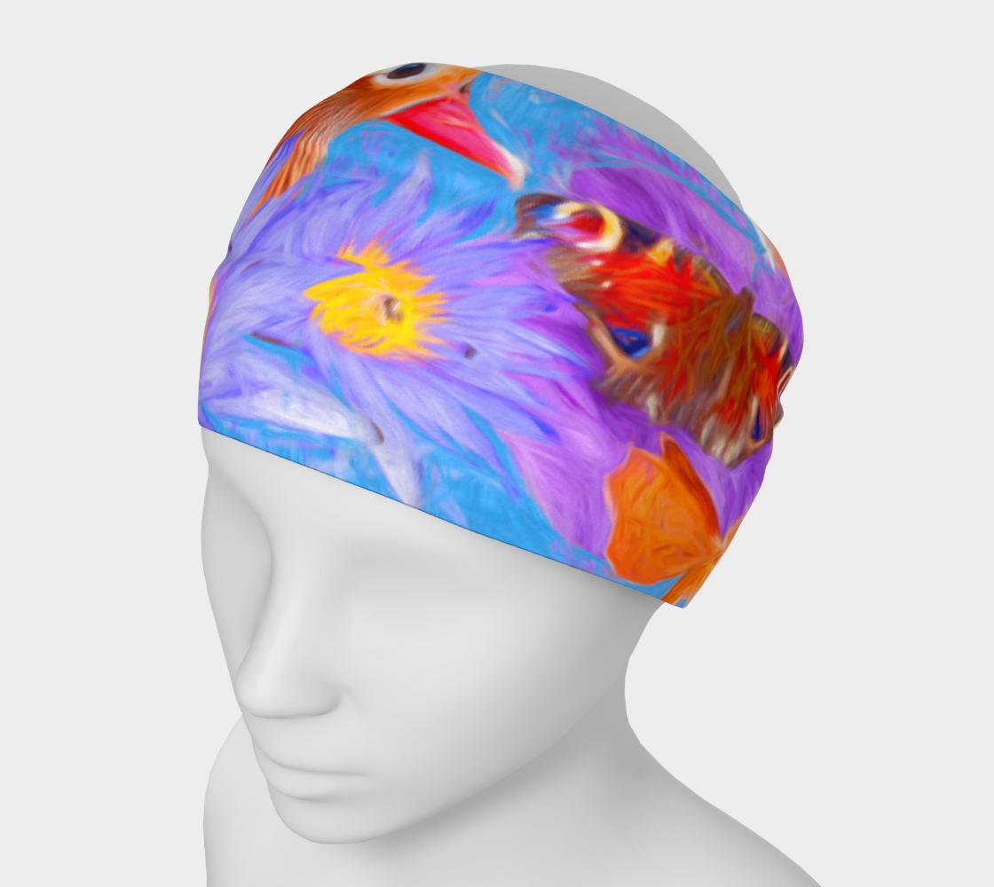 Aperçu de Tropical Headband