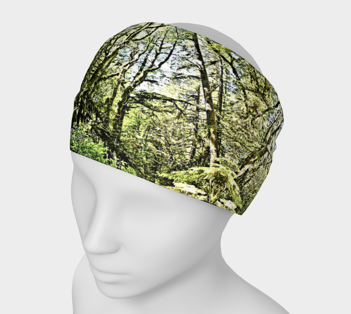 Into The Forest Headband & Face Covering preview