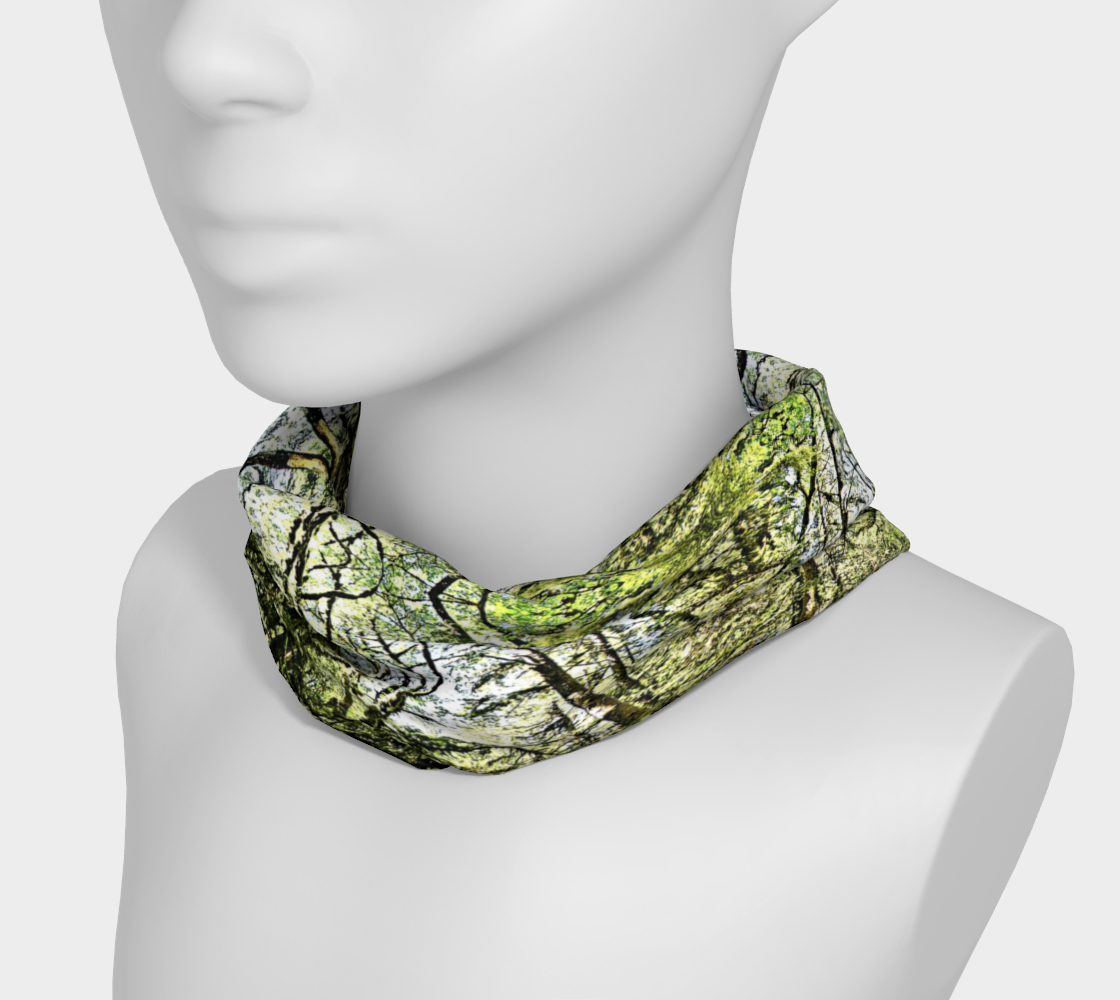 Into The Forest Headband & Face Covering preview #3