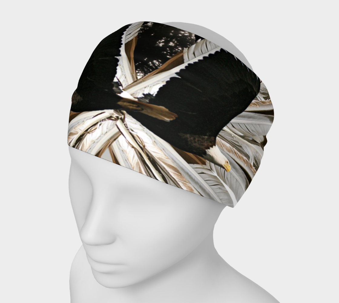 Eagle's Song Headband & Face Covering preview #1