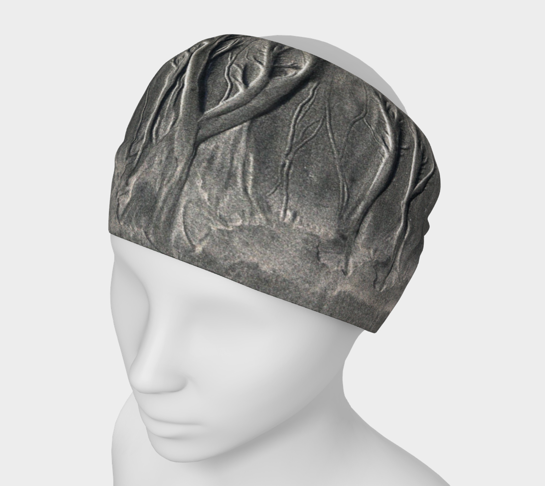 Sand Trees Headband & Face Covering preview