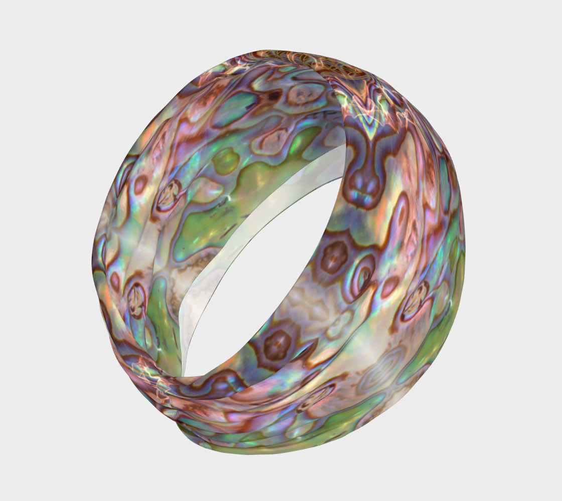 Sea Opal 7 Headband & Face Covering preview #2
