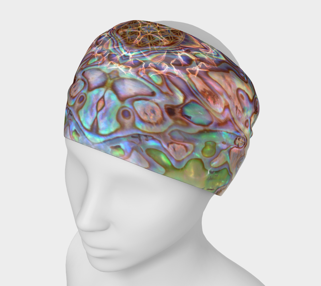 Sea Opal 7 Headband & Face Covering preview #1