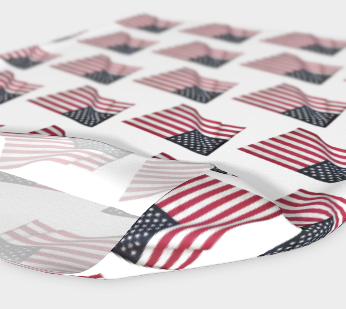 Flapping American Flags preview #4