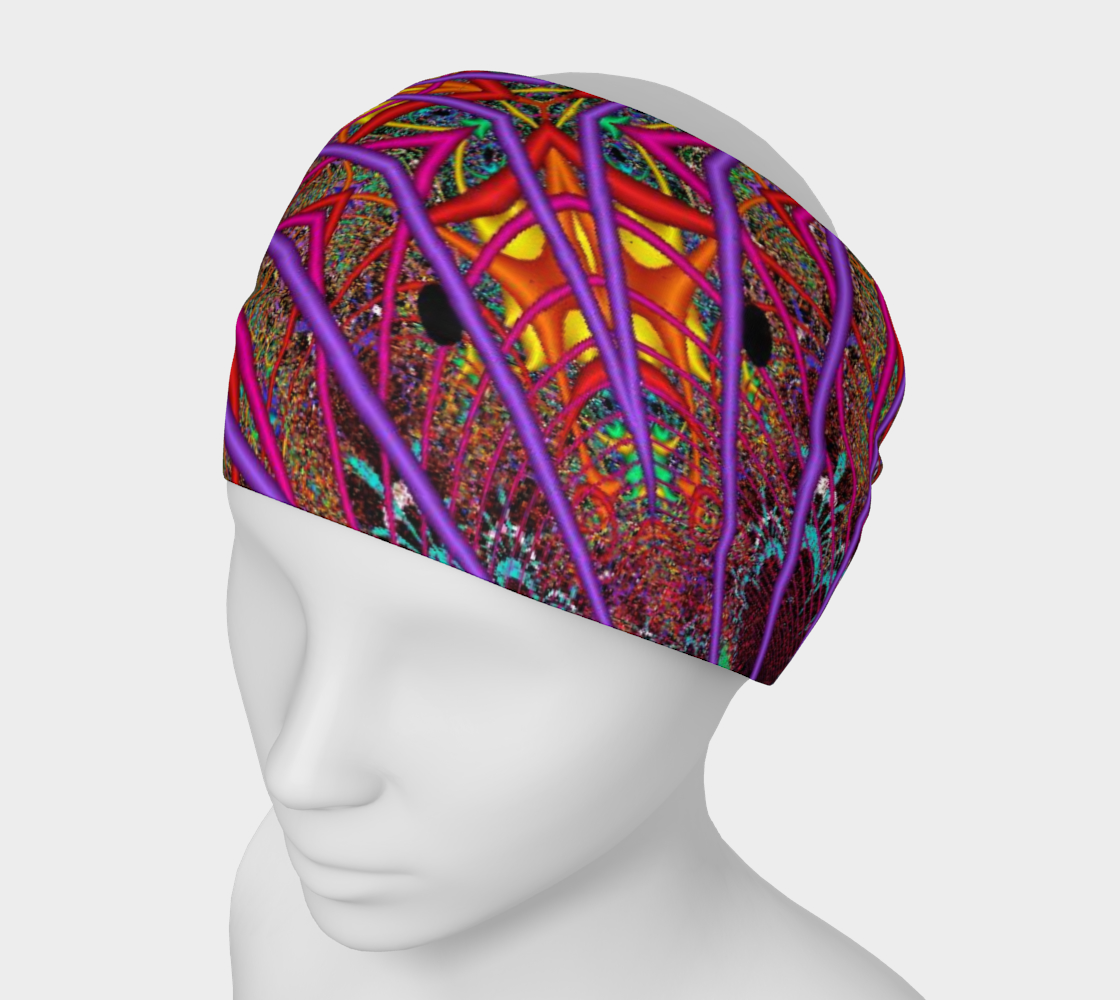 Aperçu de Wormhole Lace Headband