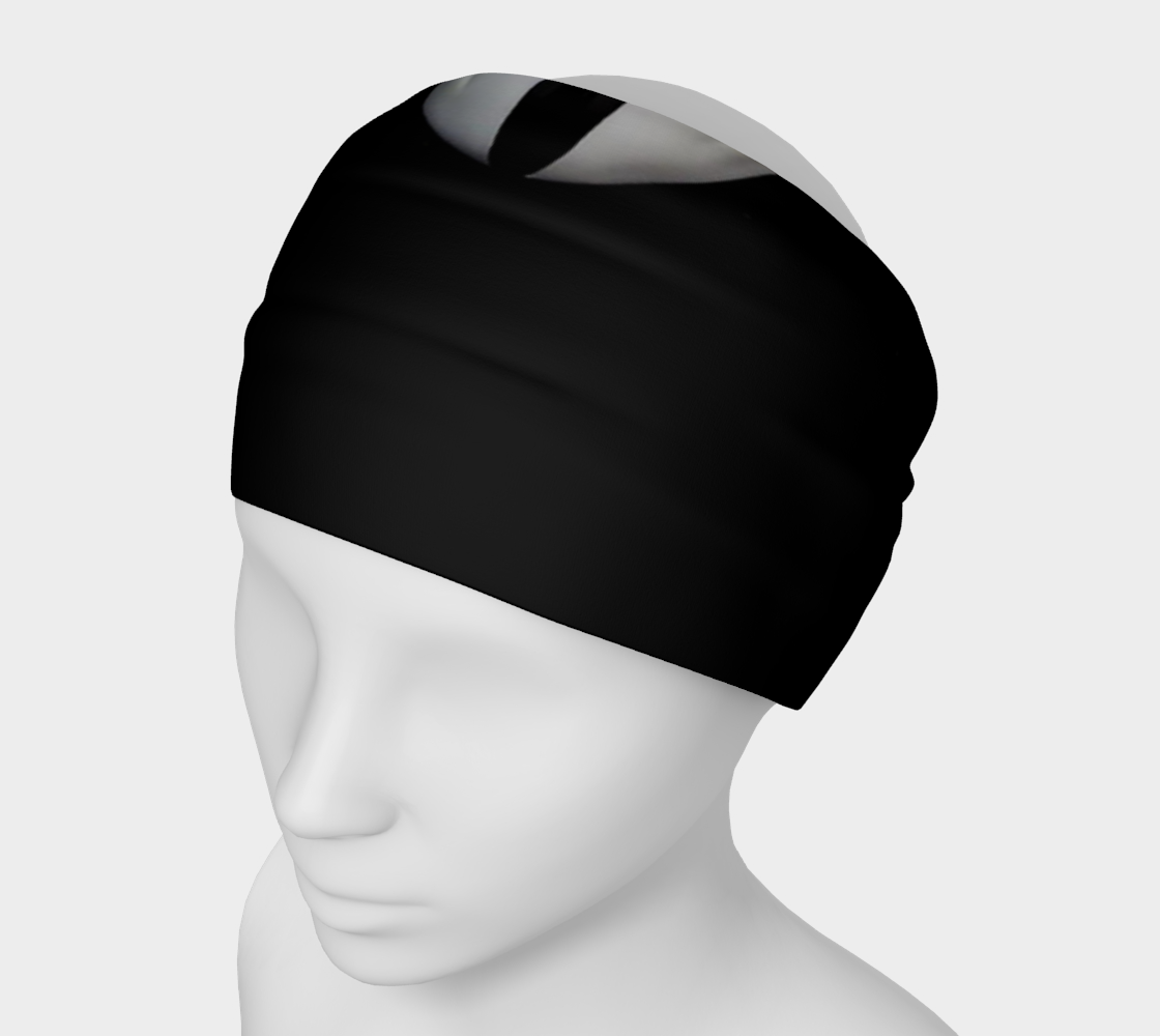 Headband Mask - Fawkes preview