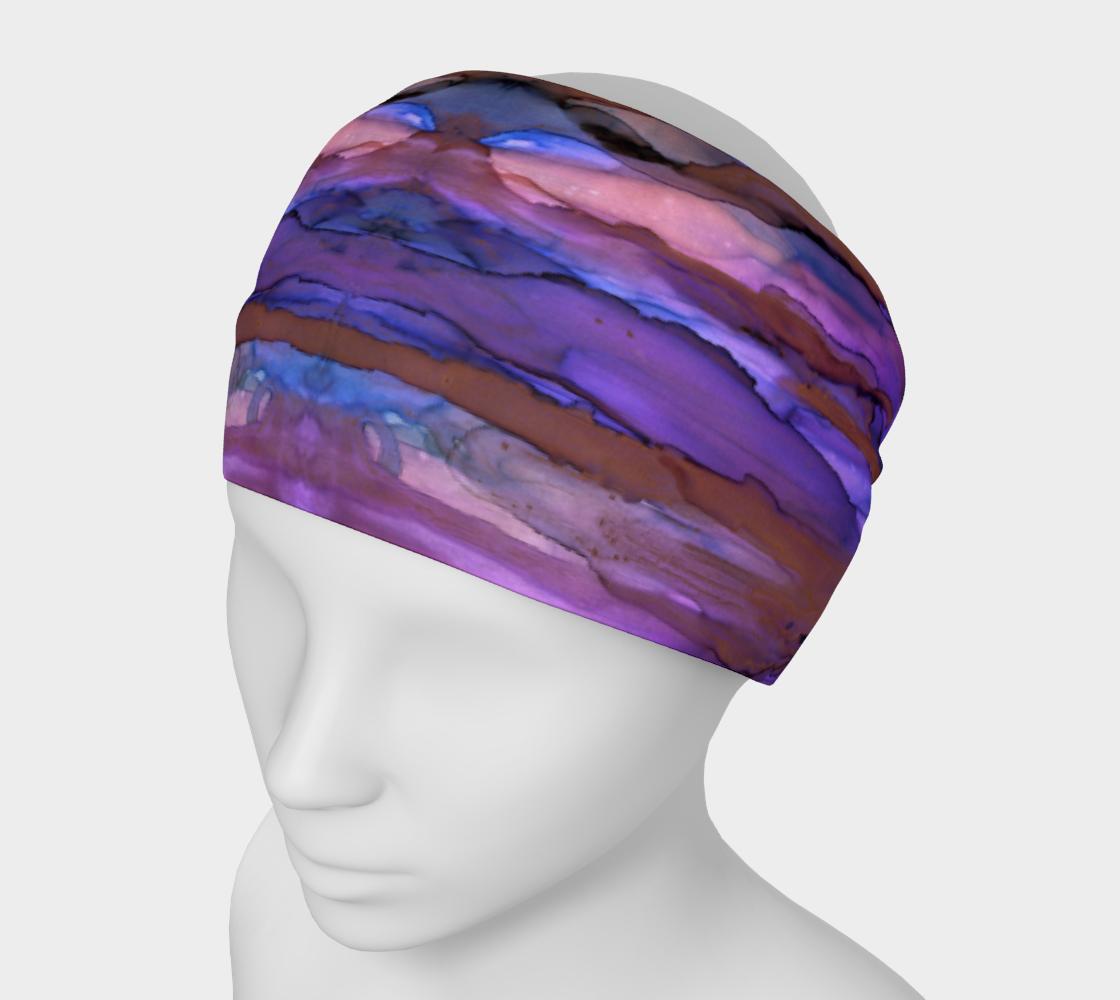 Copper Sky Headband - PaminOttawa.com preview