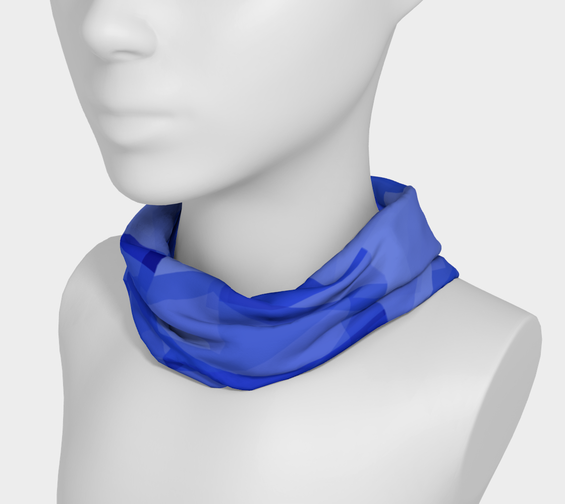 Blue is Better Headband preview #3