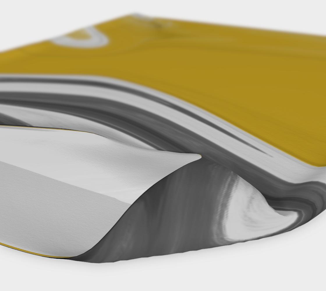 Liquid Black Gold Headband preview #4