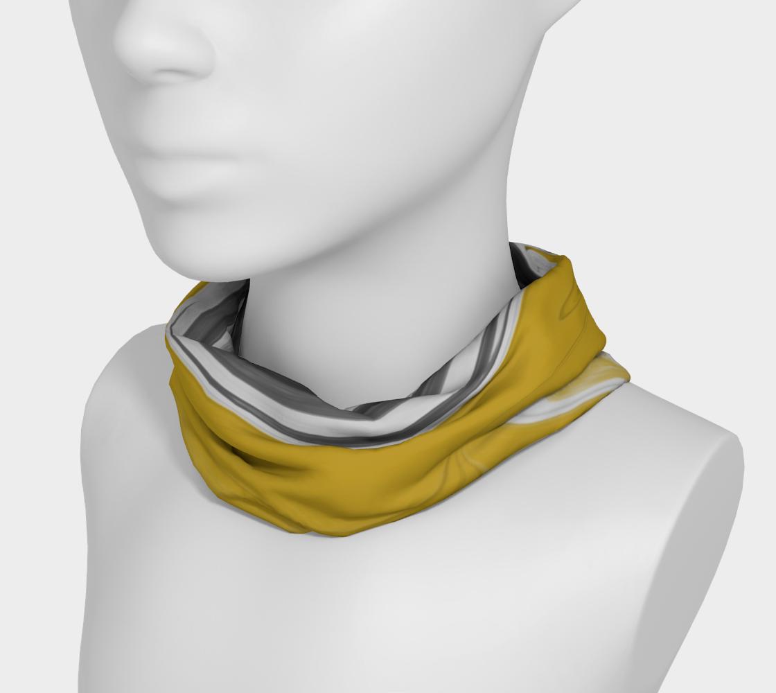 Liquid Black Gold Headband preview #3