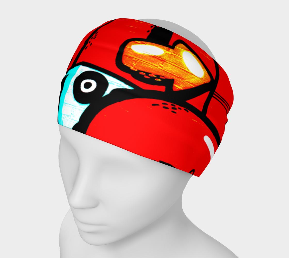 Graffiti 19 Headband preview