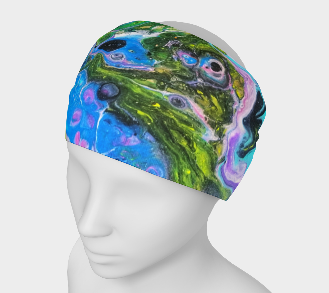 wonderland headband preview