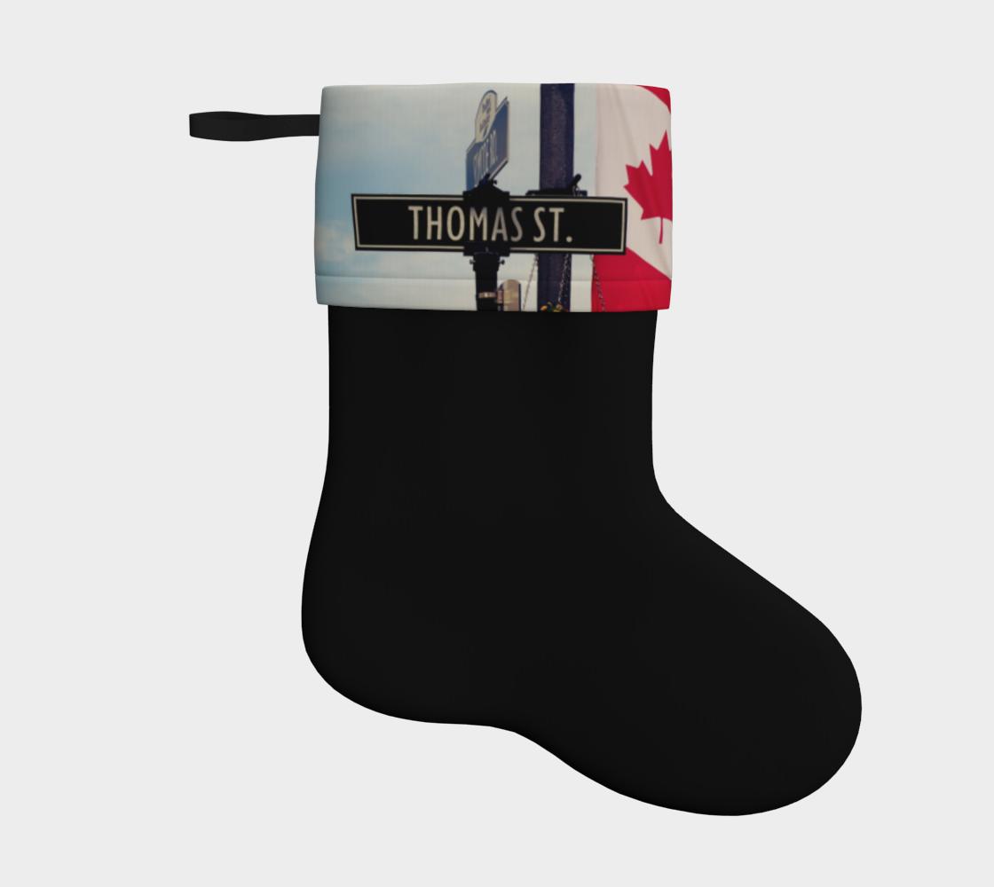 Thomas Holiday stocking  preview