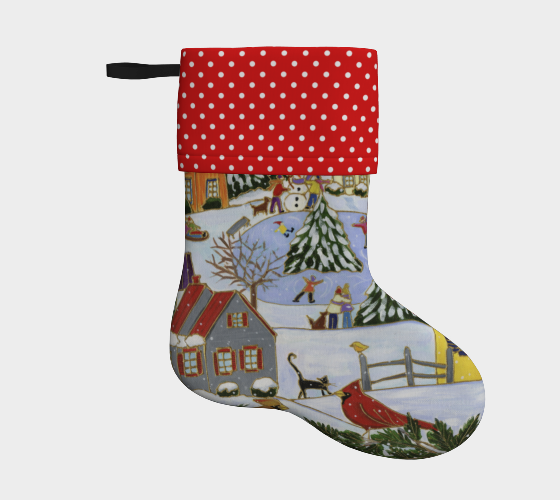 Aperçu de Bas Noël Fête au village