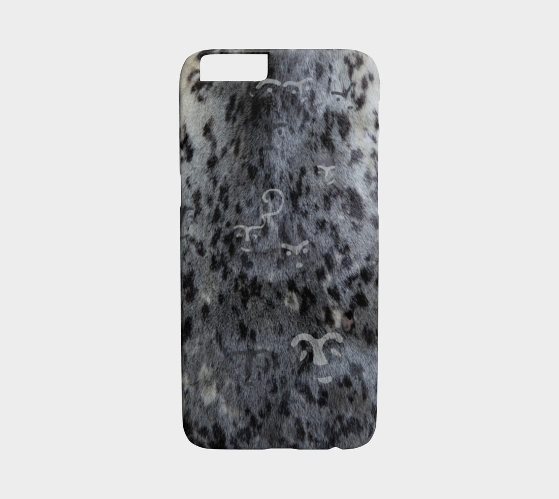 Seal Fur/Petroglyph iPhone 6/6S preview