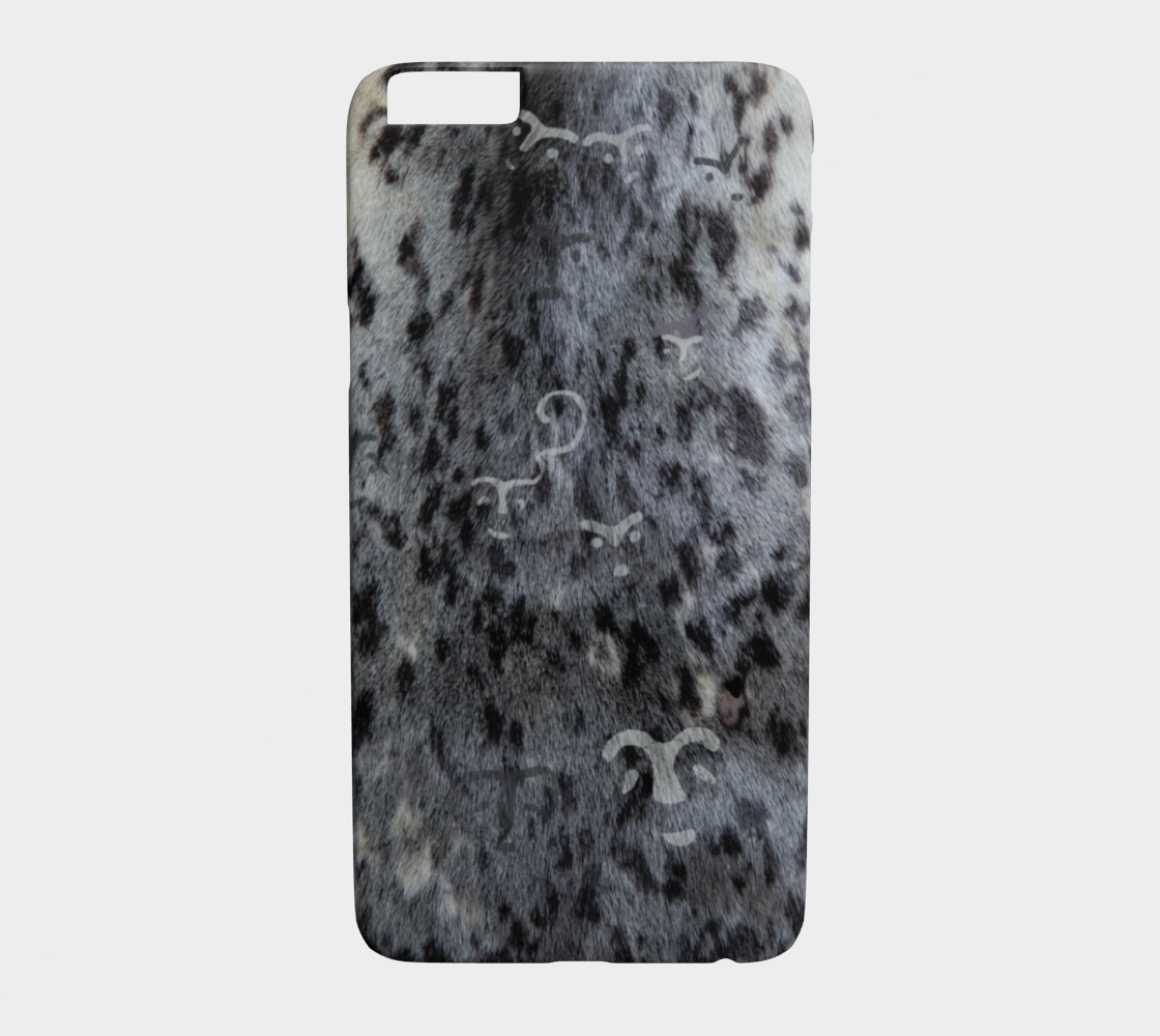 Seal Fur/Petroglyph iPhone 6/6S Plus preview