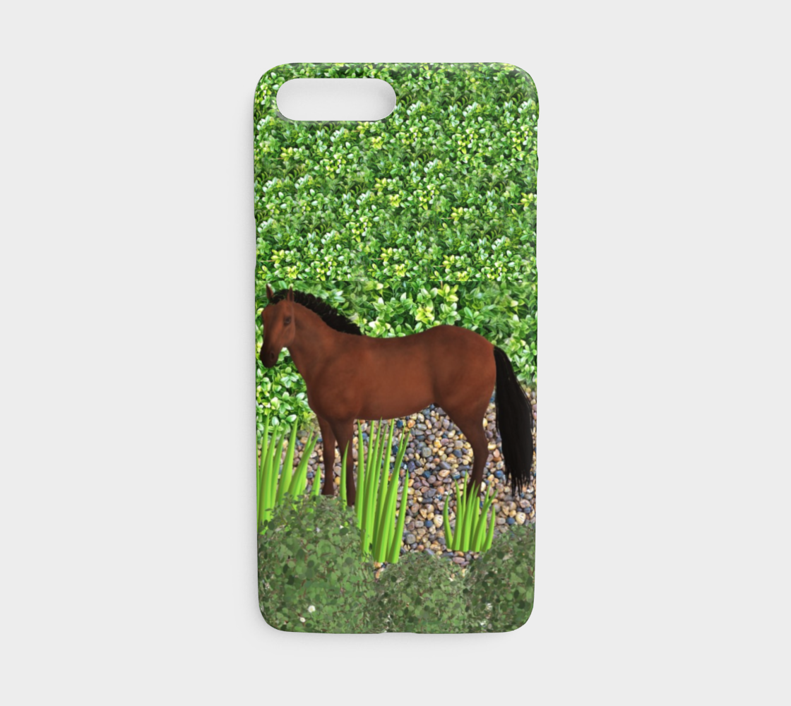 horse phone case preview
