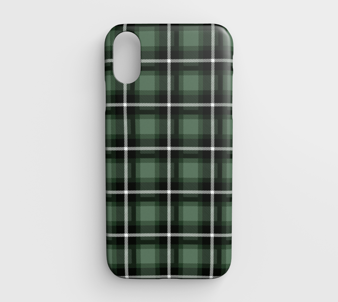 Olive Plaid preview
