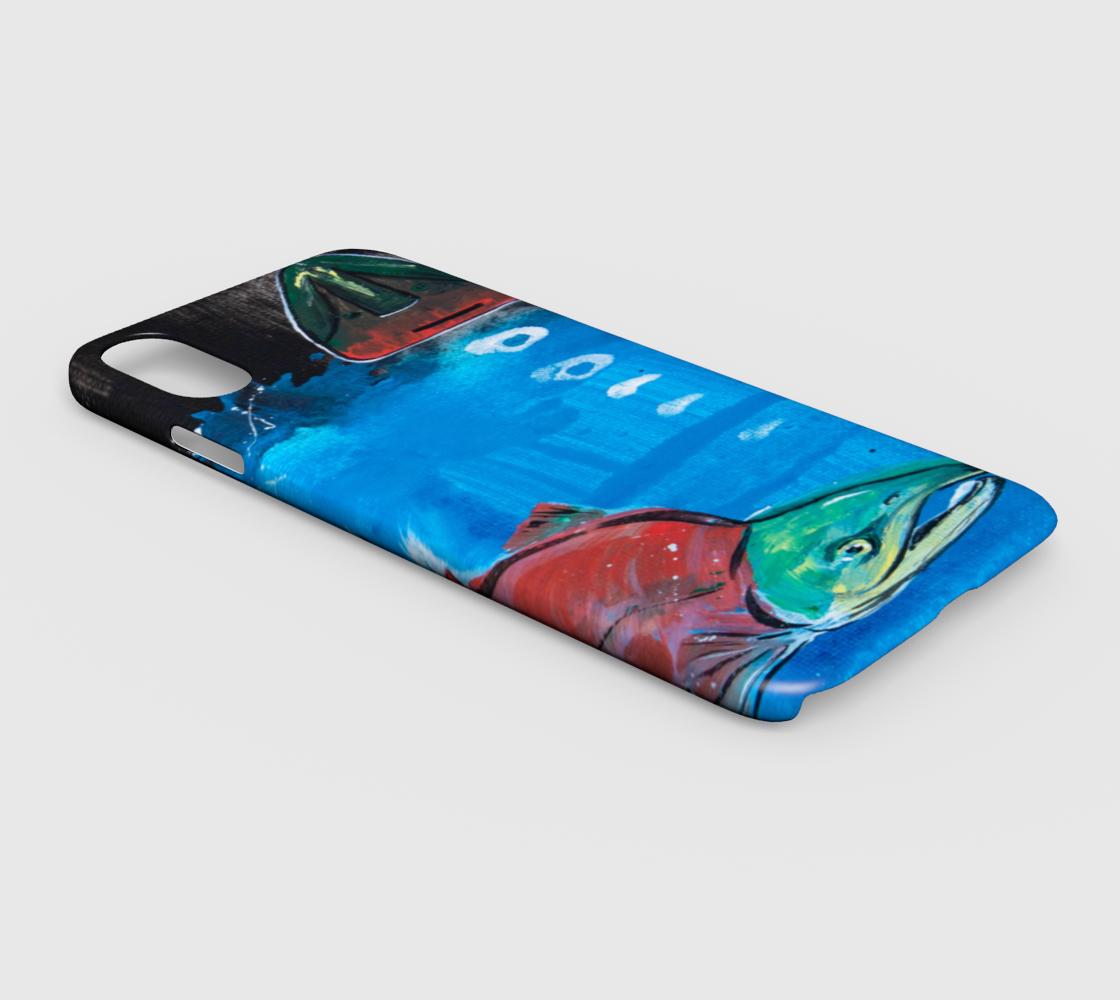 Salmon Season iPhone XS Max preview #2