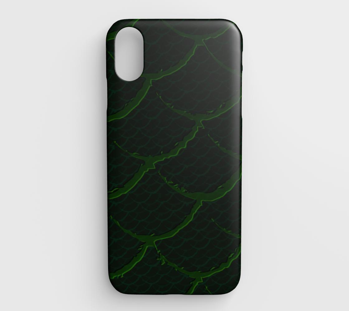 Reptile green aperçu