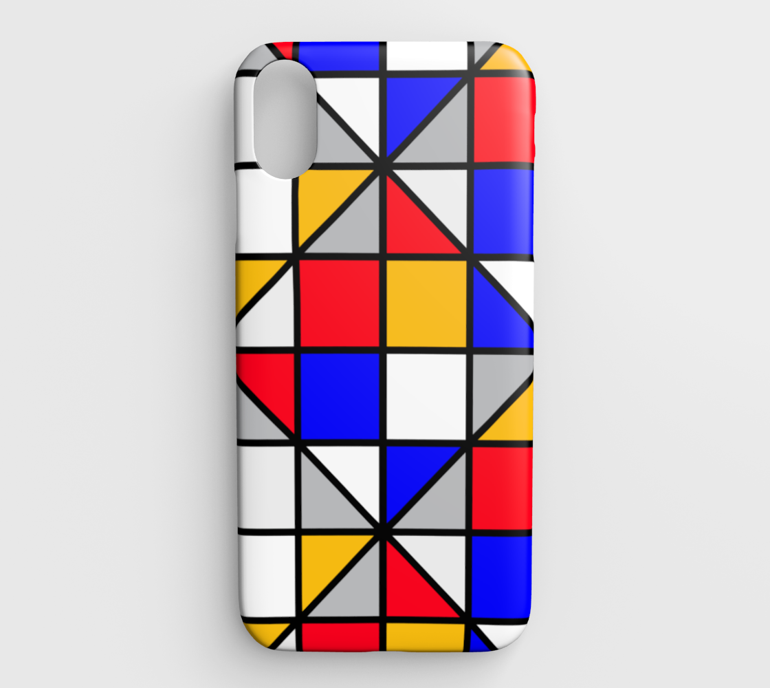 colorful diagonal squares preview