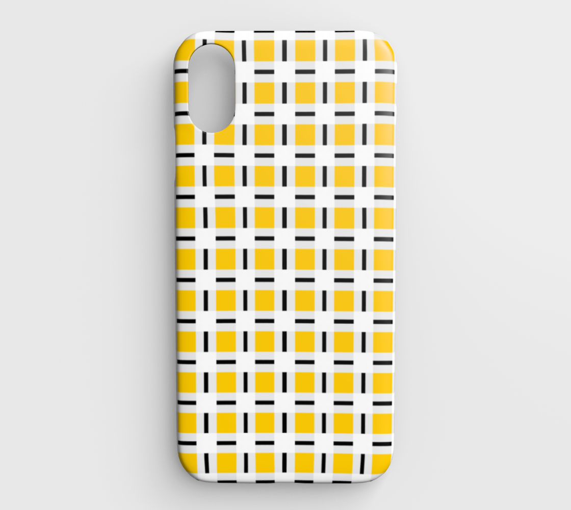 Yellow Checkered  preview