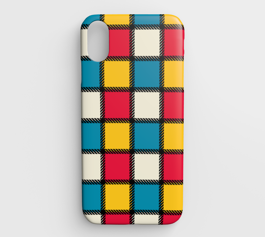 Colorful Square Plaid preview