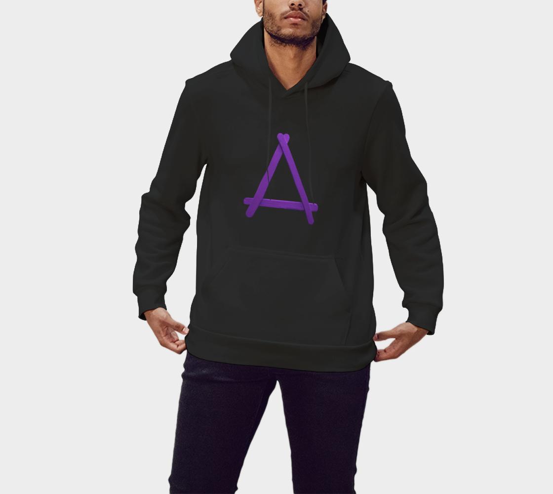 Popstick Triangle in Purple preview